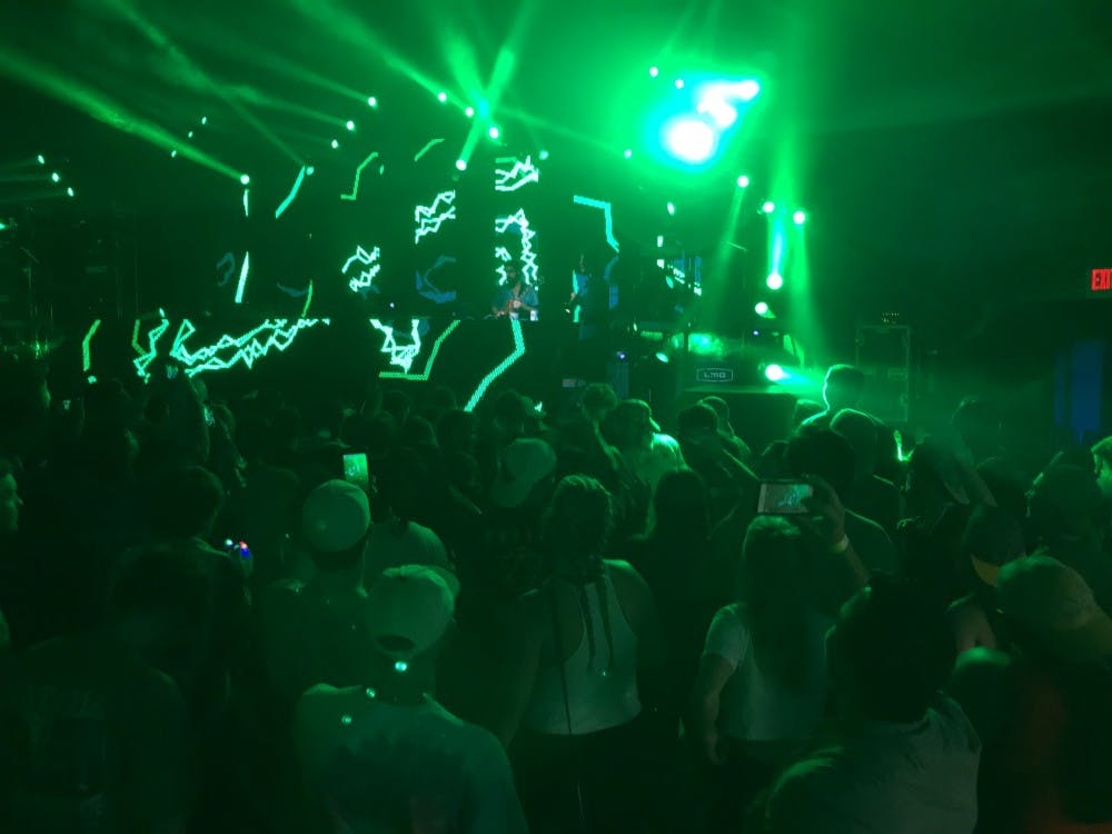 Review: Gramatik lights up Druid City in array of sounds