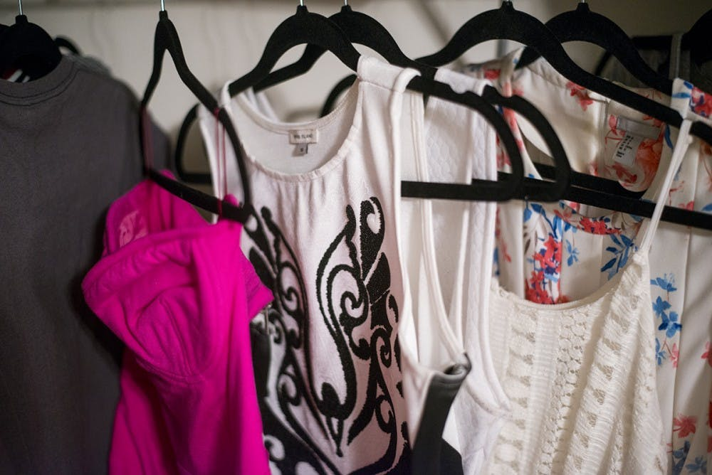 Campus fashion app Curtsy stages pop-up store