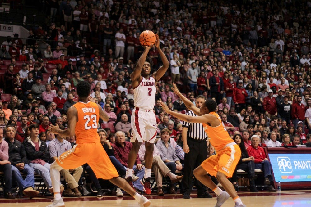 Collin Sexton to face off against former teammate, Auburn for first time