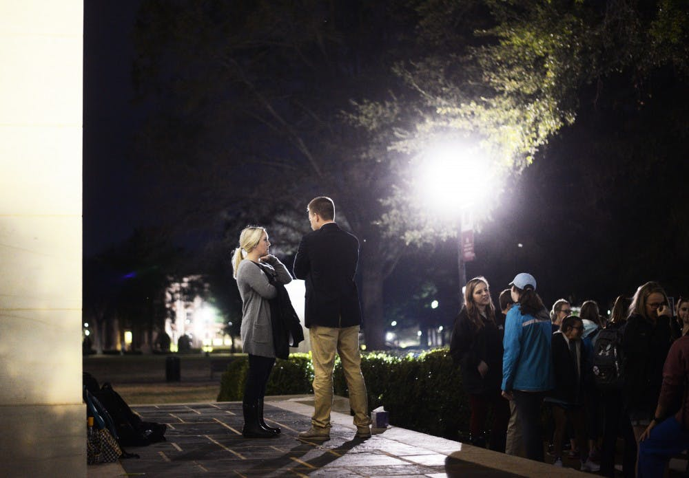 Memorial service to remember, honor University students