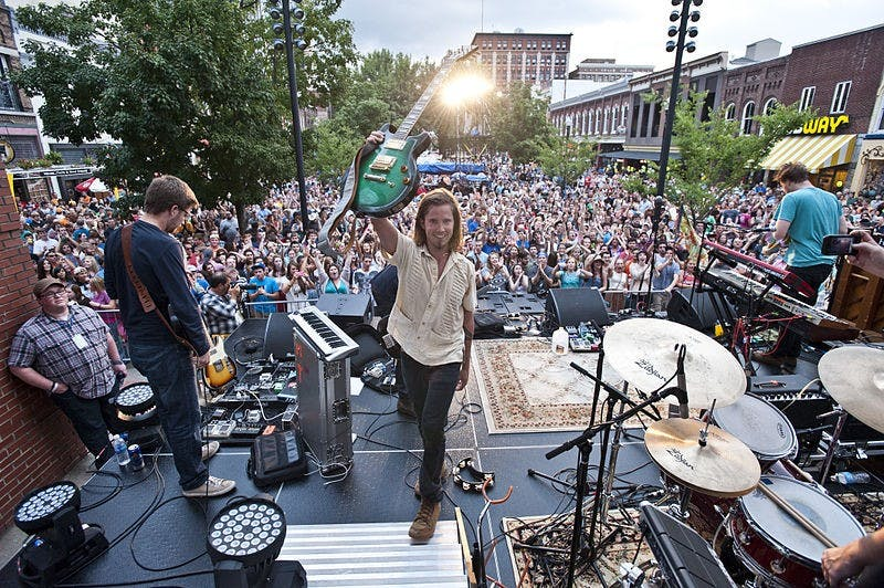 Moon Taxi returns to Druid City for the third August in a row