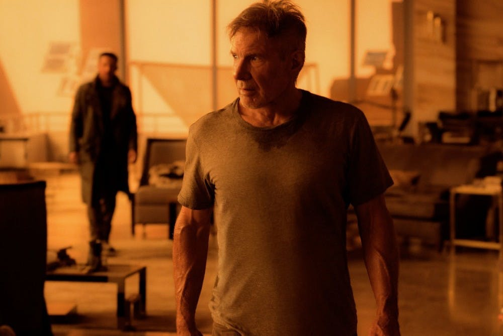 Denis Villeneuve says Harrison Ford's input for 'Blade Runner 2049' was crucial