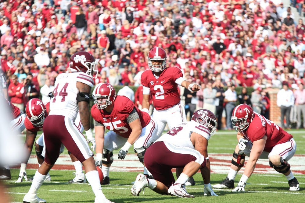 Games of the week: Alabama takes on Mississippi State in Starkville