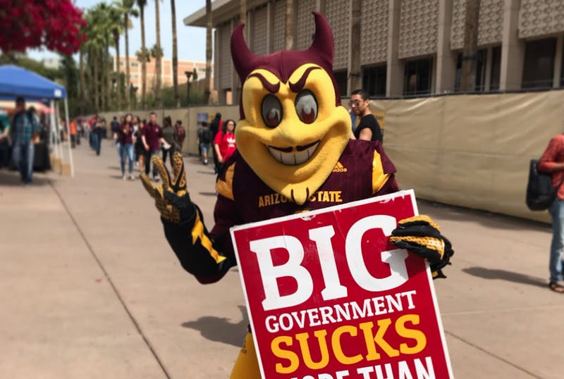 sparky big gov sucks