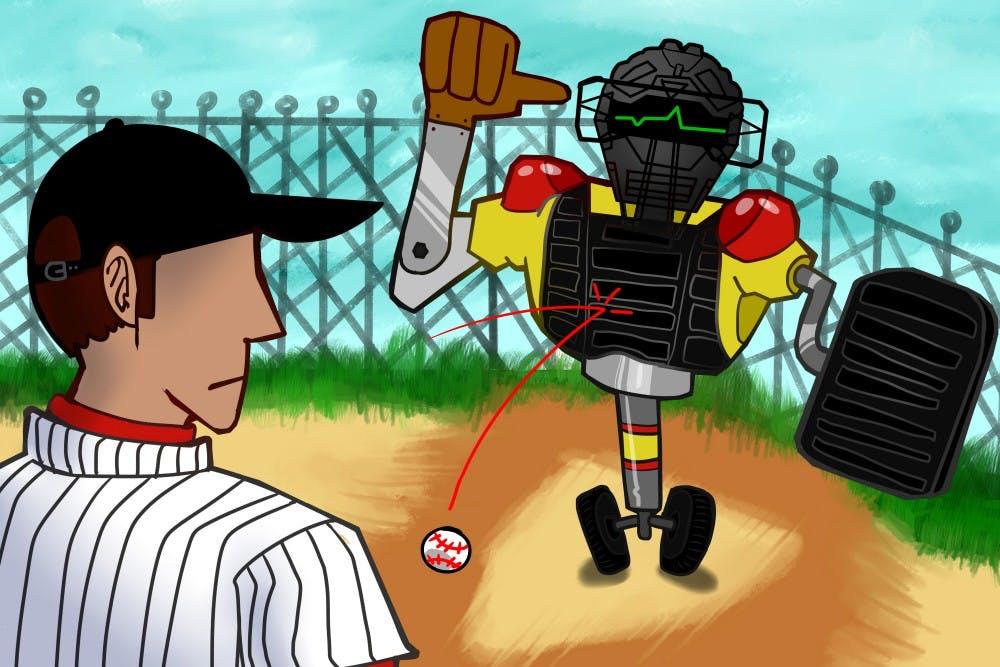 robot umpire