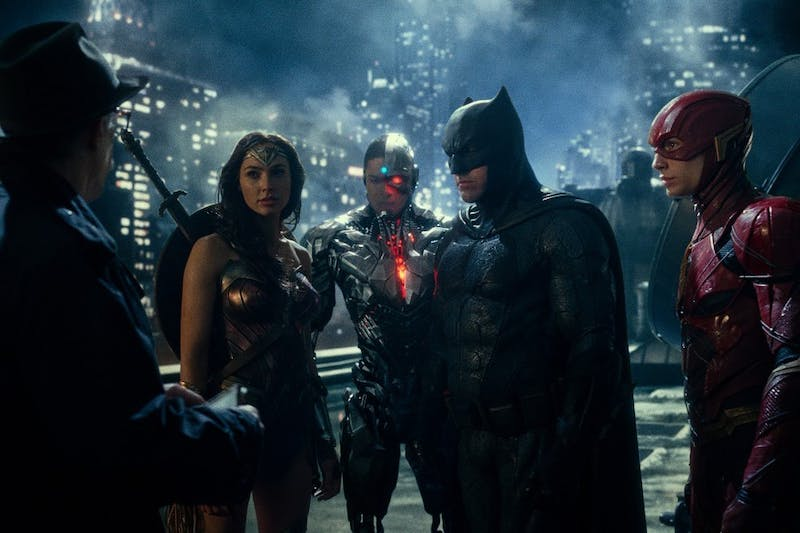 'Justice League' is a Wonder-ful first step