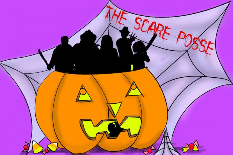 The Scare Posse Header