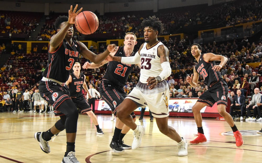 No. 25 Arizona State pulls away in Pullman against Cougs