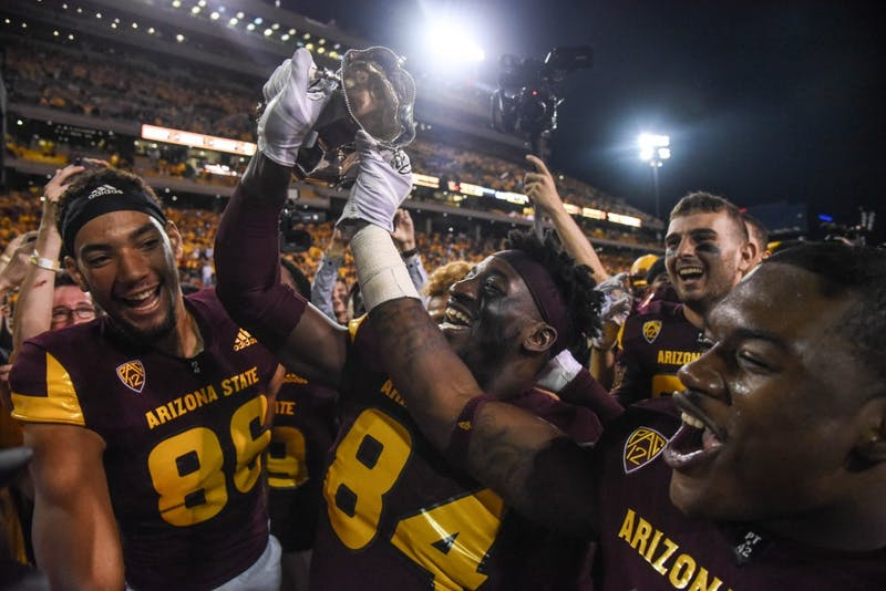 ASU Players Celebrate