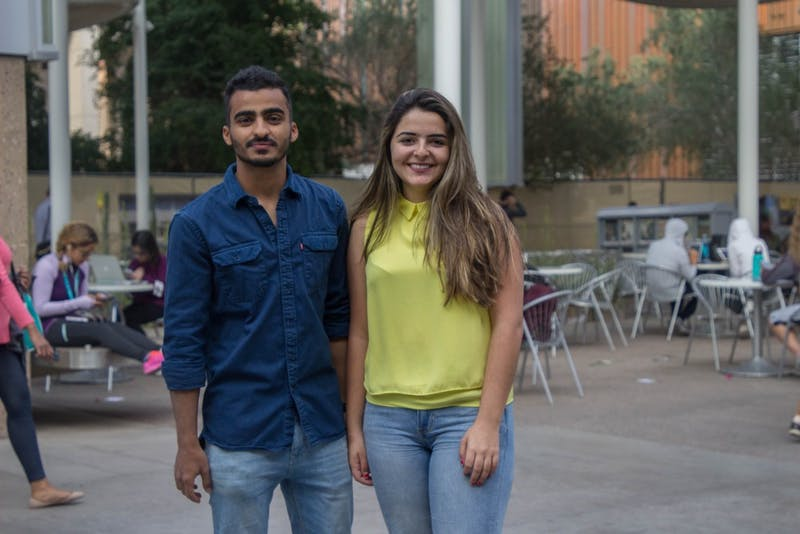 Global Launch students