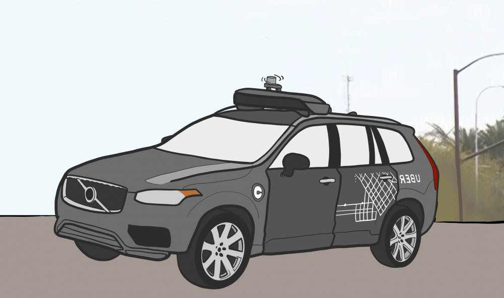 Self-driving cars still have a future - Uber boss