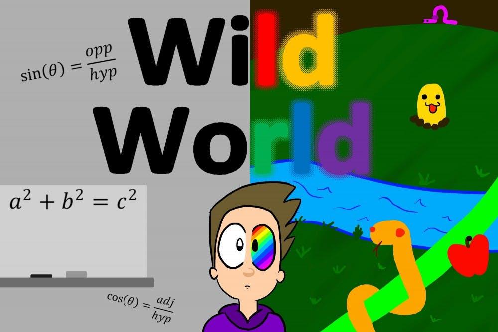 Wild World Title.