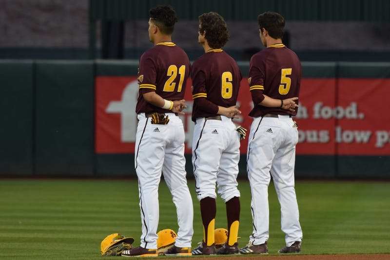 ASU Stands for National Anthem