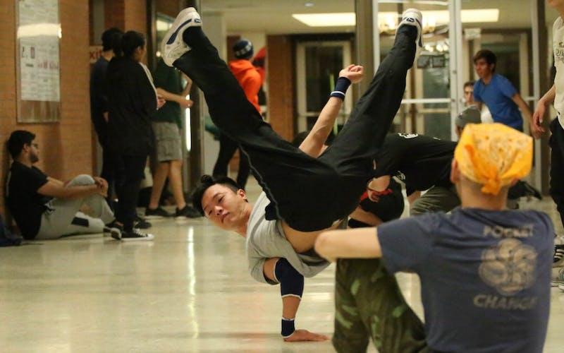 Breakdancing Club