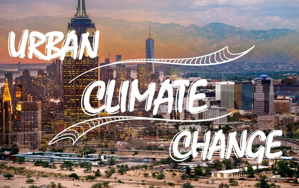 Urban Climate Change