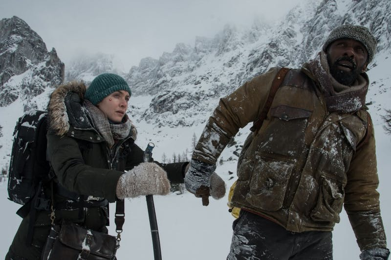 'The Mountain Between Us' is a charming survival-romance