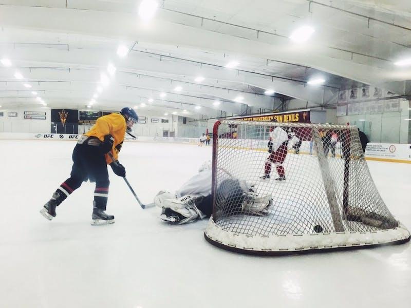 hockey-practice