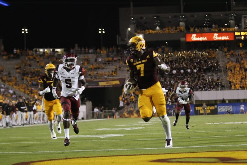 Gallery: Recap of the Sun Devils First Football Game this Season