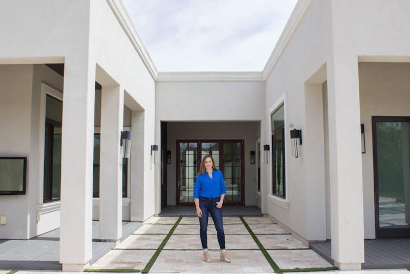 ASU alumna home builder