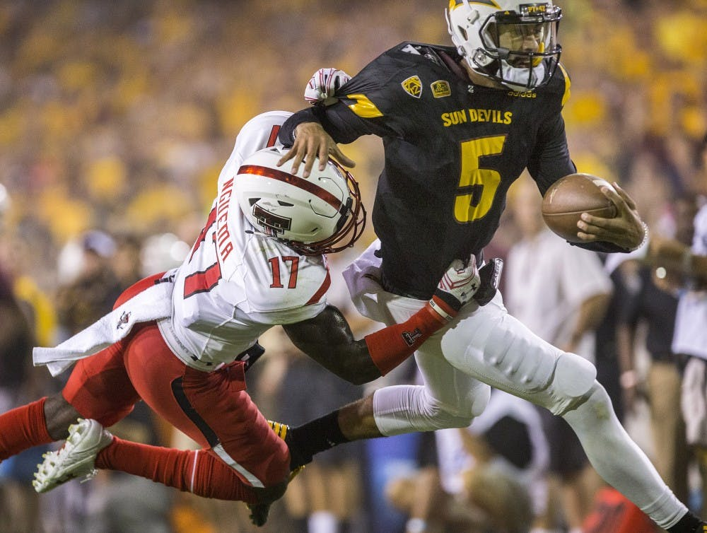 Arizona State vs. Texas Tech football