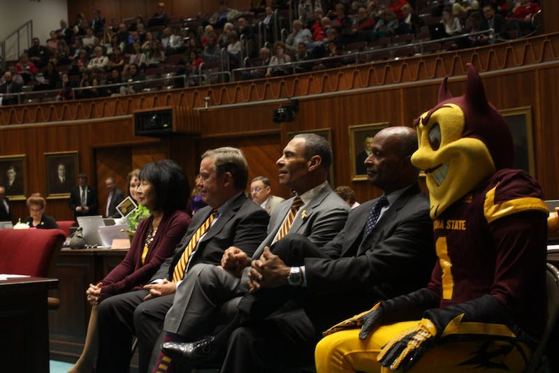 ASU Day at the Capitol