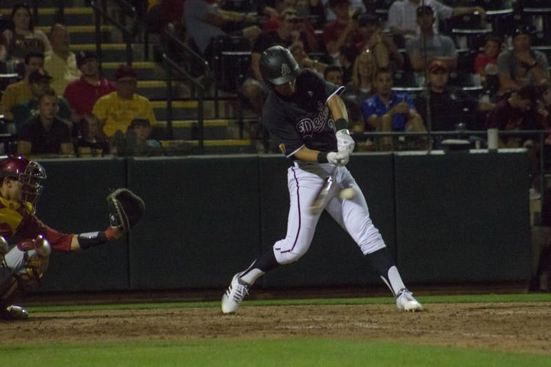 ASU baseball split two-game series with Pacific, marks consecutive losing seasons