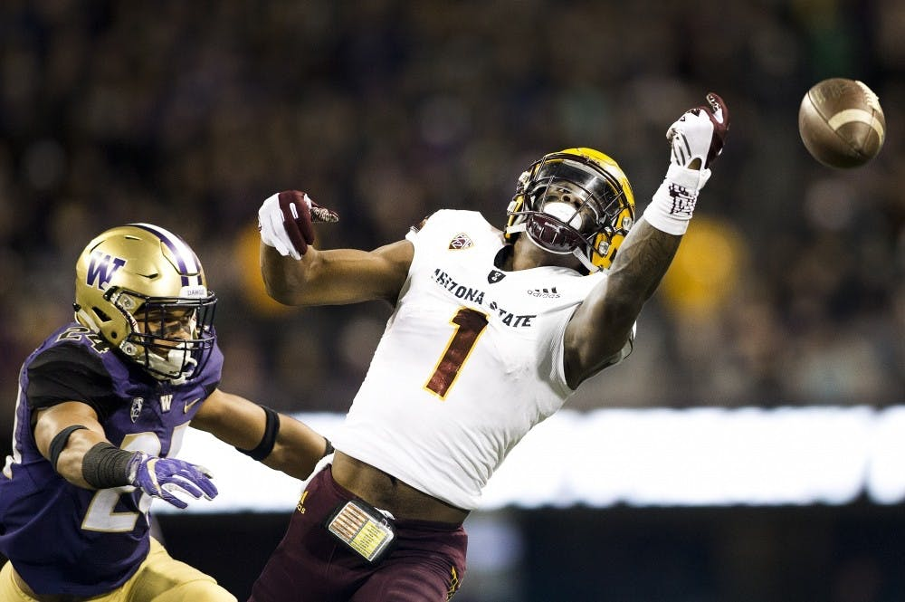 Sun Devils use strong defense to stun No. 5 Huskies 13-7