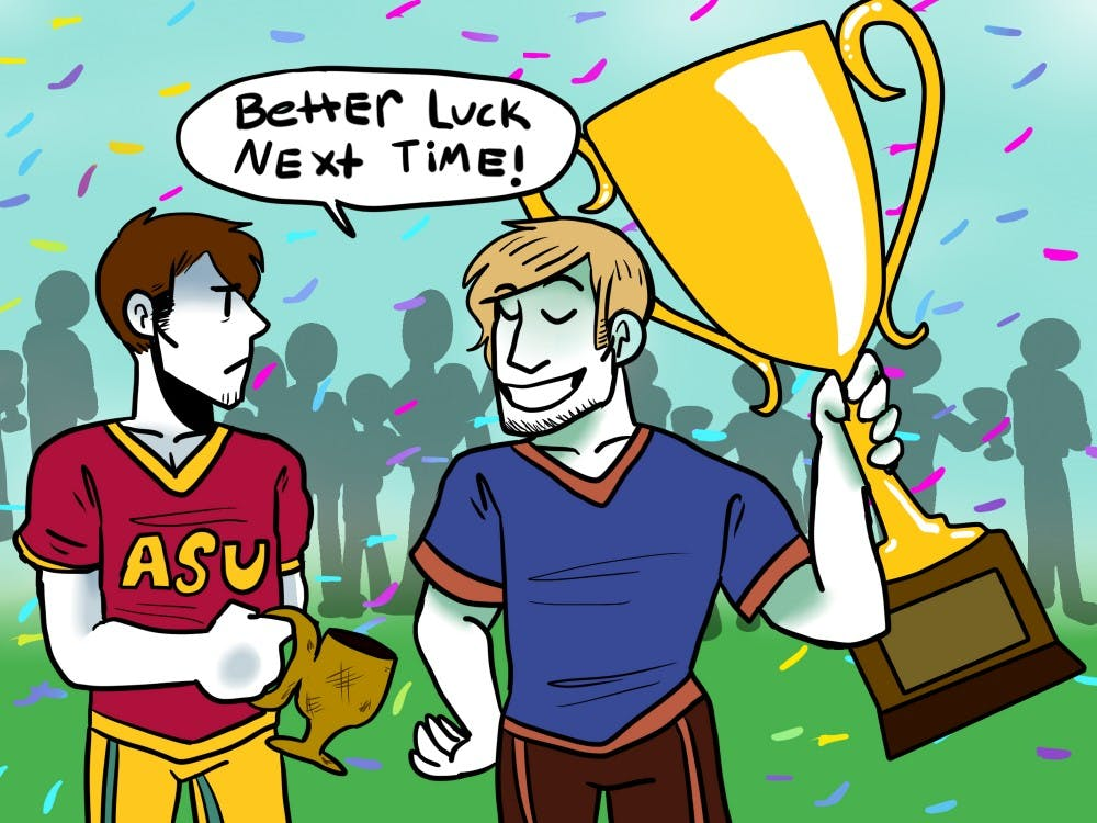 asu without trophy