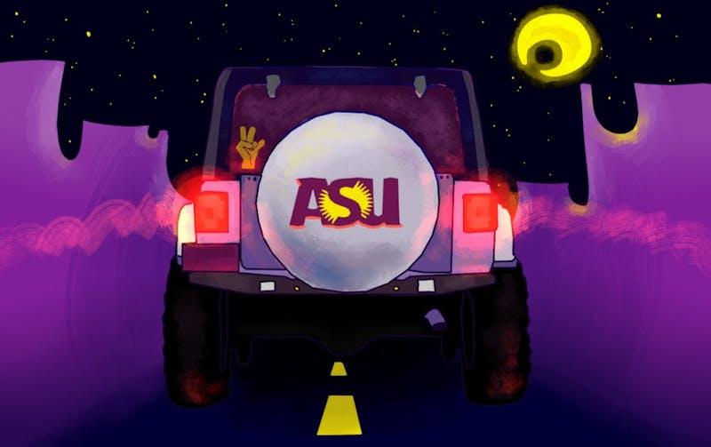 Cartoon: ASU Destinations