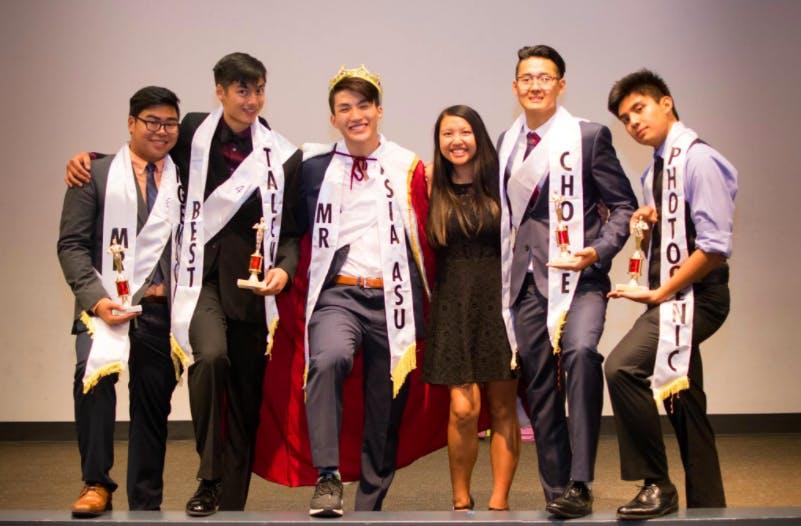Mr. Asia ASU Pageant 2016