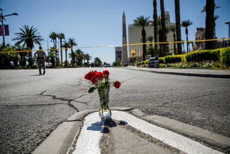 US NEWS LASVEGAS-SHOOTING 41 LA