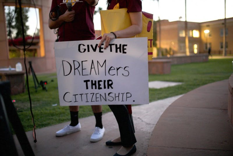Give the DREAMers Their Citizenship