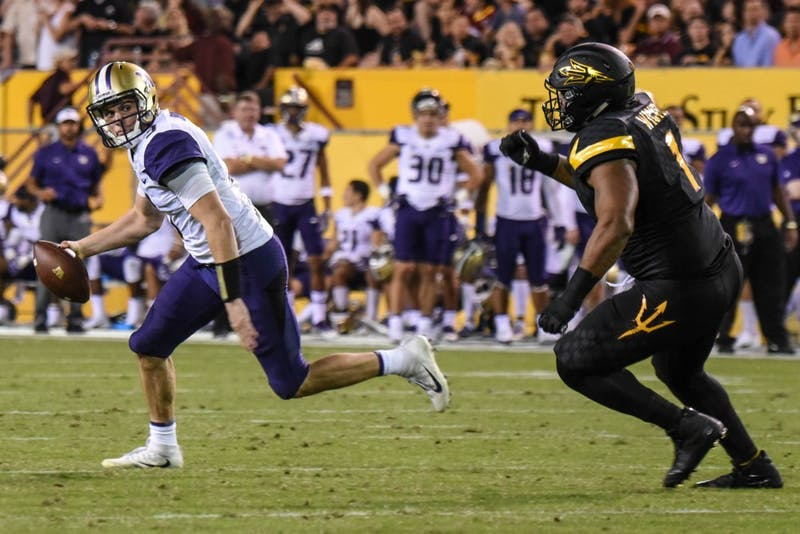 Saturday night's game is one of the biggest wins of ASU football history