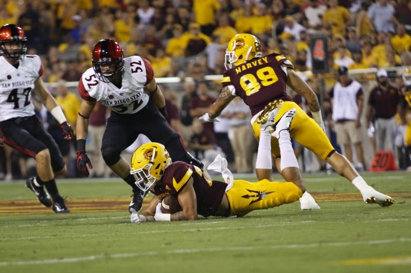 Football Recap Gallery: Sun Devils lose against SDSU 30-20