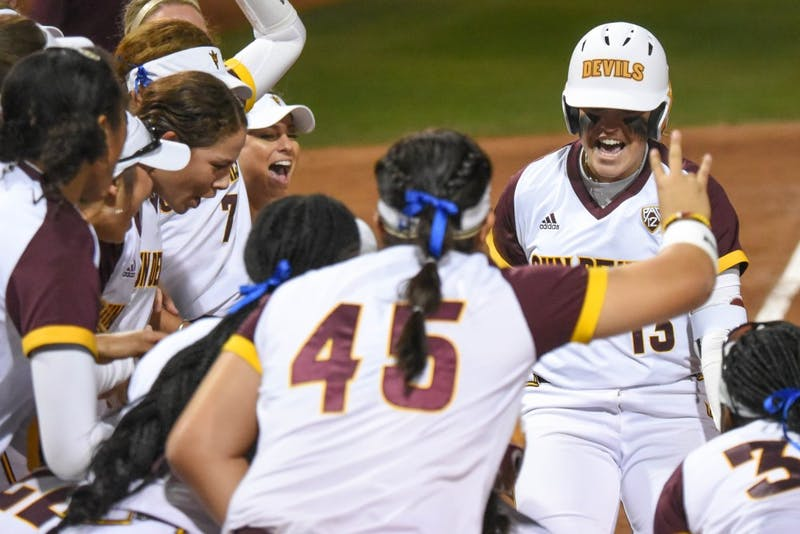 ASU Softball Team
