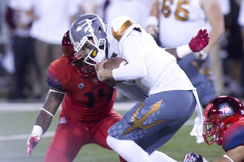 ASU football working to improve on third down