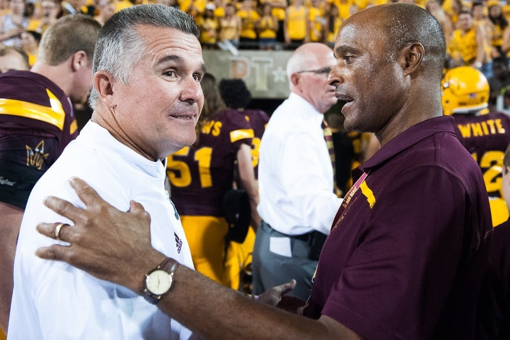 Arizona State fires Todd Graham