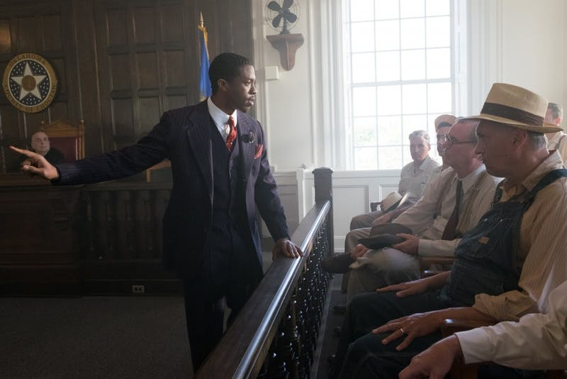 'Marshall' excels in story, suffers in execution