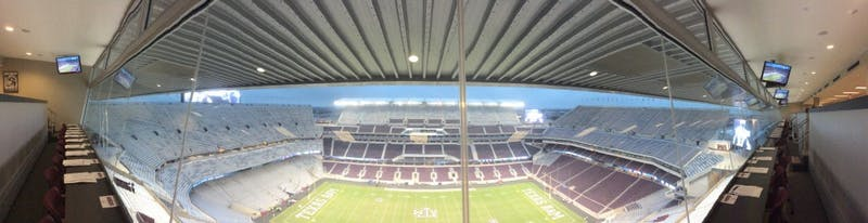 Kyle Field-College Station, Texas