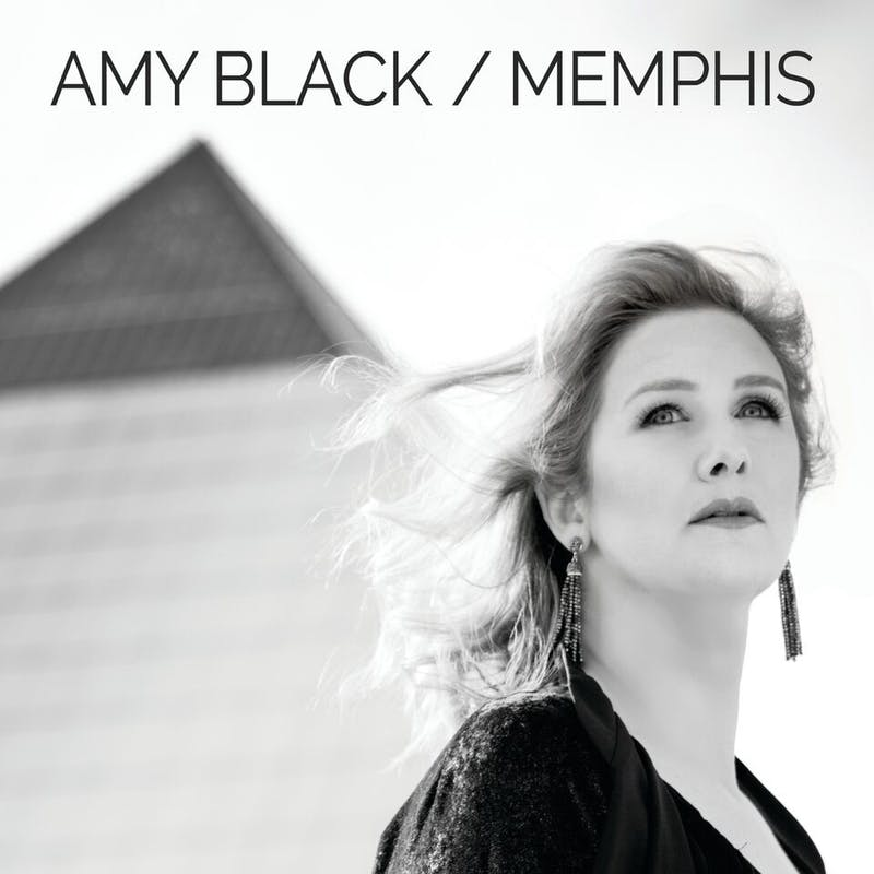 Amy Black Memphis Cover Art - credit Stacie Huckeba