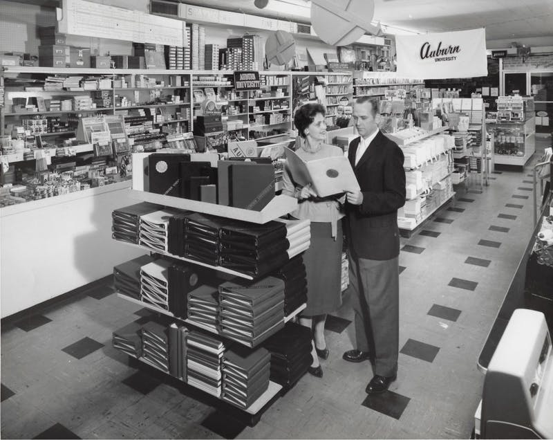 J&M Bookstore opened 65 years ago today.