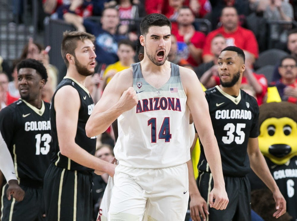 CU MEN'S BASKETBALL: Buffs Top ASU To Advance To Pac-12 Quarterfinals
