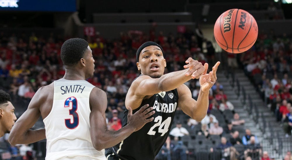 Colorado blows past Arizona State to advance in Pac-12 tourney