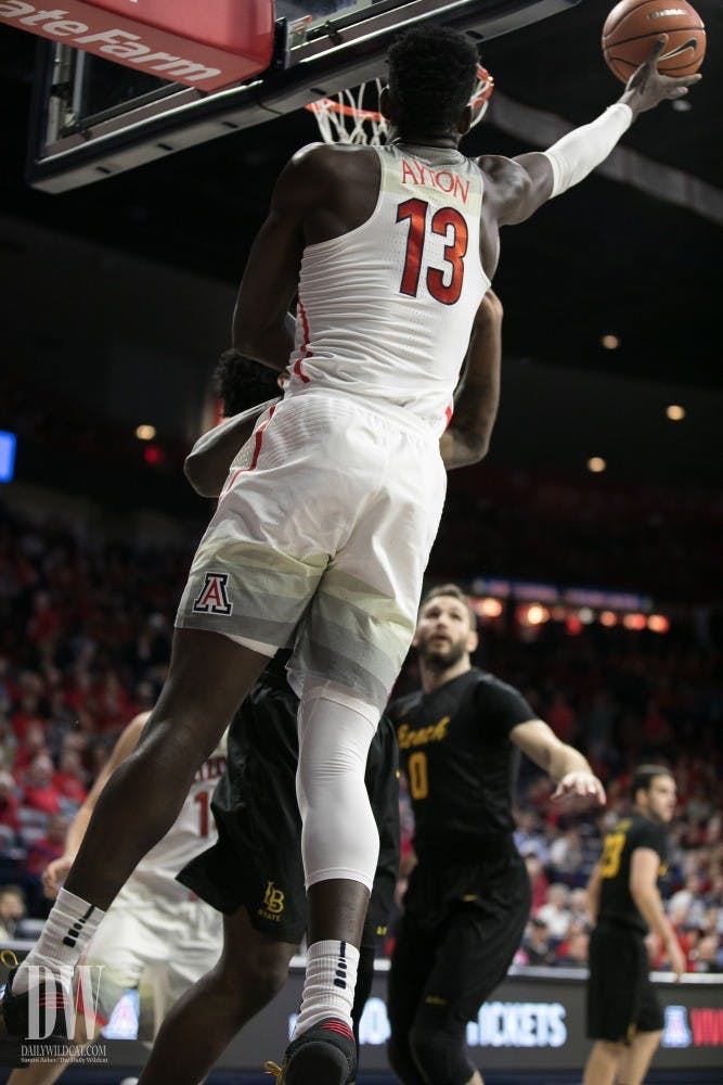 After slow start Arizona trails UNLV 41-30 at the half - The Daily Wildcat