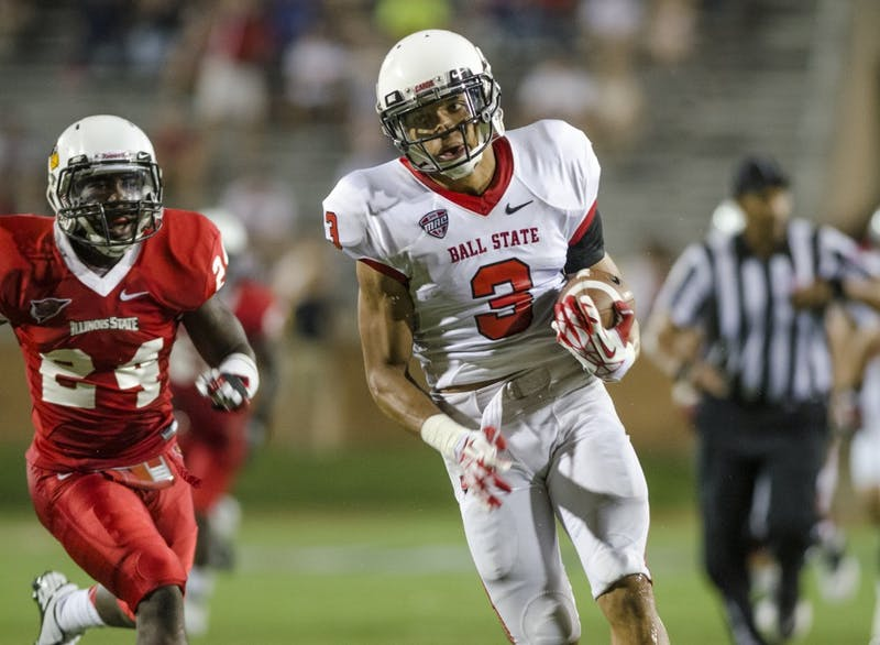 Former Ball State receiver Willie Snead suspended 3 games