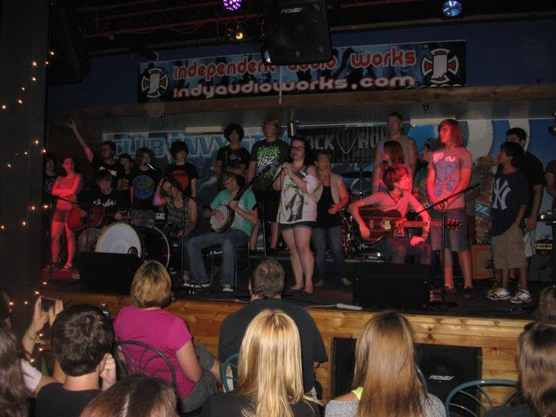 Rock and Roll Summer Camp offers Winter Workshop