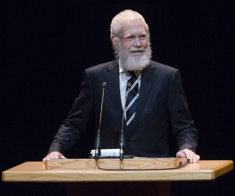 David Letterman to return to TV with Netflix series