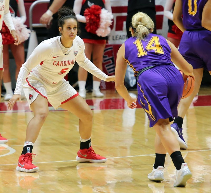 Ball State women's basketball relying on defense, hustle to power early success