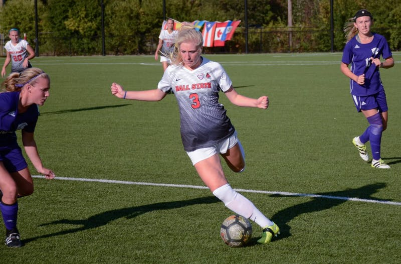 Soccer opens MAC play with pair of road games