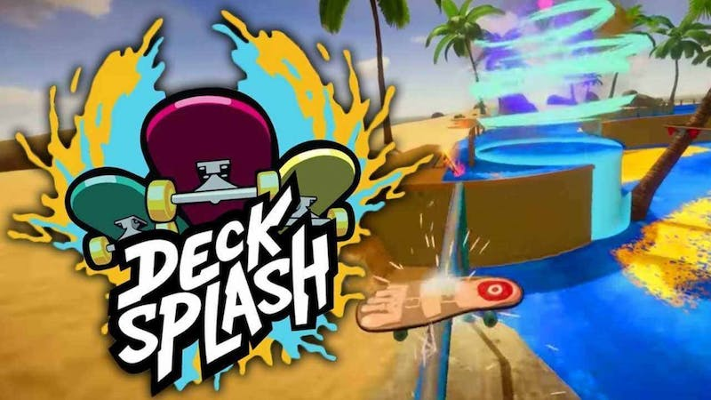 If 'Decksplash' doesn't get 100,000 players, it won't be released